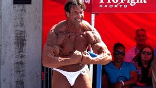 58 Year Old Bill McAleenan Bodybuilding Prejudge Over 50