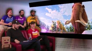 Ice Age: Collision Course Trailer 2!