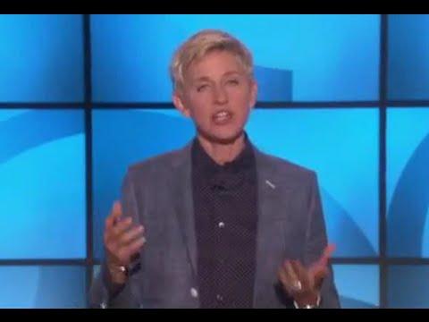 Ellen talks about iPhone 6 on Ellen