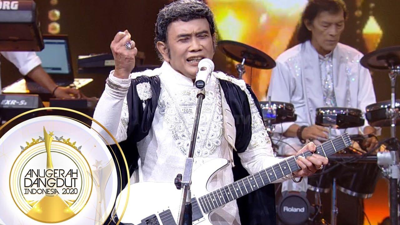 Aksi Raja Dangdut! Rhoma Irama & Soneta [GALI LOBANG TUTUP LOBANG] - Anugerah Dangdut Indonesia 2020