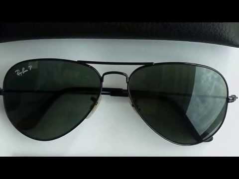 How to Spot Ray Ban Aviators Sunglasses Authenticity