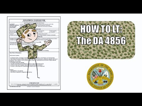 How to LT  The DA 4856