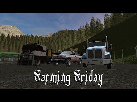Farming Friday! (Farming Simulator 17 / CS:GO l PC)
