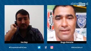Hugo Notario y la U 2020: La llegada de Walter Montillo le cambió el chip al equipo