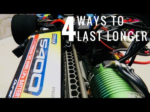 How To Make Your RC Battery Last Longer - Driftomaniacs
