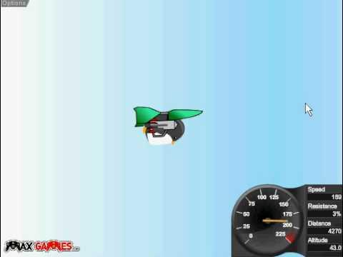 Learn to fly - 6000M Walkthough