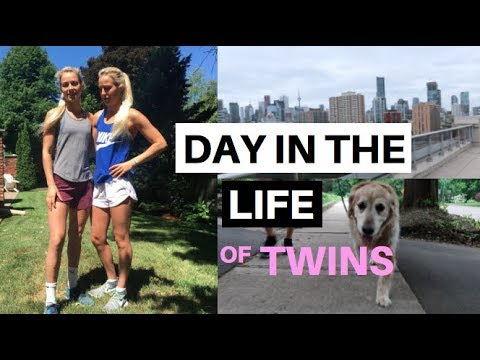 Day in the Life | LISKE TWINS (Toronto Condo Tour, Whole Foods + Walk with Us!)