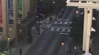 NYPD rush in! Fast and Furious 8 filming in Atlanta