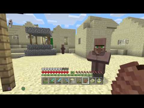 Minecraft Bottle O' Enchanting Survival Mode find