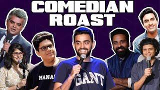 Roast ft. @Anubhav Singh Bassi@Tanmay Bhat@Random Chikibum @Atul Khatri @Varun Thakur & Shreeja