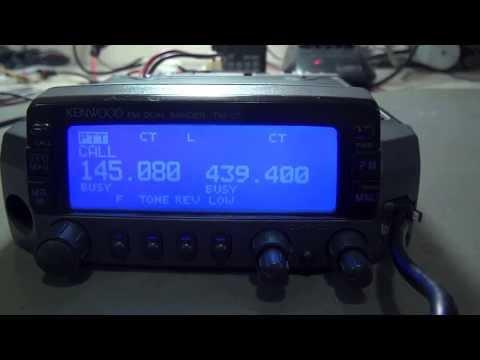 WW Telecom : Kenwood TM-V7