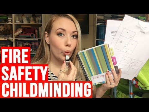 FIRE SAFETY - FIRE PROCEDURES - FIRE EVACUATION - FIRE DRILL