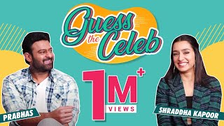 Prabhas Can't Stop Laughing At Saaho Co-Star Shraddha Kapoor's Funny Antics | Guess The Celeb