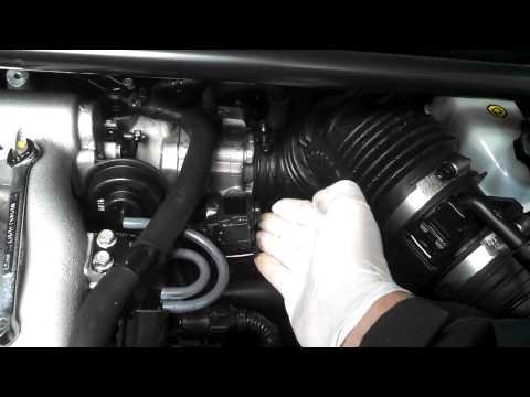 2007 Kia Sportage EX rear spark plug replacement
