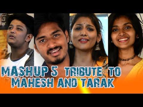 MASHUP 5 Tribute to Mahesh and Tarak by S3l || Singer Sandeep Sannu