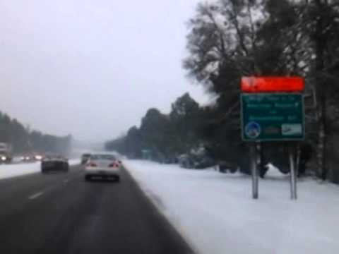 Driving Home From Raleigh to Fayetteville, NC