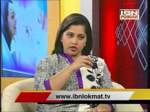 Causes of Hair loss in men (marathi) - Dr Batra's @IBN Lokmat