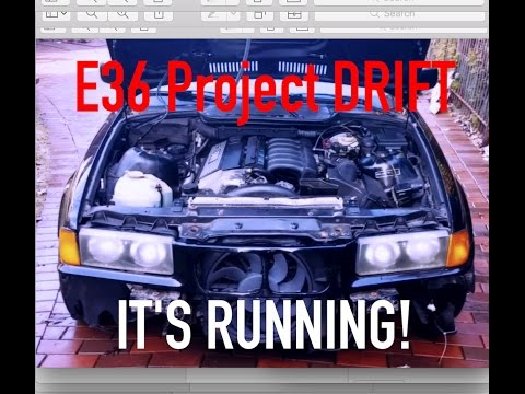 My E36 tried to KILL ME! + First drive!