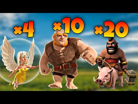 TH9 HGH (Healer + Giant + Hog Rider) War Attack Strategy | Part 1 | Clash of Clans
