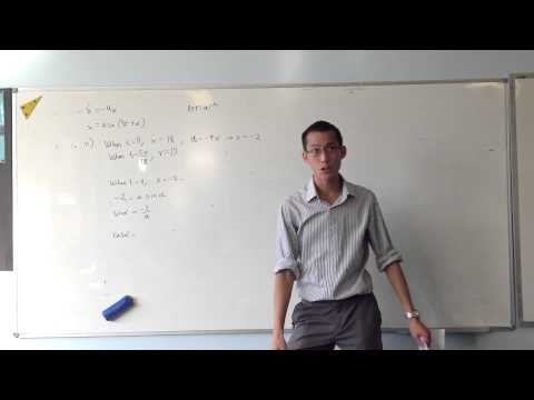 Simple Harmonic Motion: Amplitude Example