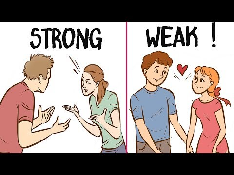 How To Tell If You  Are In Strong Relationship