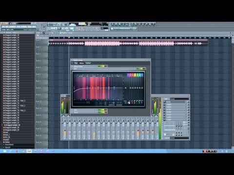 FL Studio Tutorial: How to do Mid-Side EQ Using Stock Plugins
