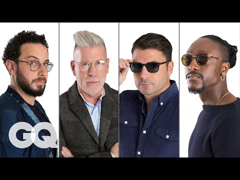 How To Find the Right Glasses For Your Face – Style and How-to | GQ