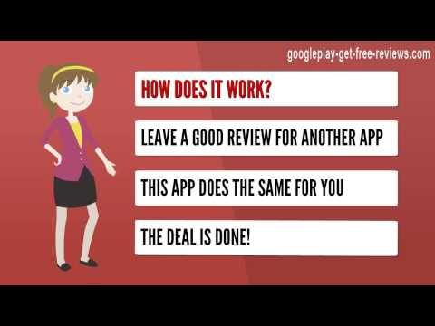 Get Free Reviews on Google Play