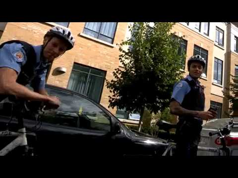 Aug. 2014 Toronto Parking Officers Re: Linden & Huntley Streets