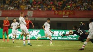HIGHLIGHTS China U19 vs Iran U19 中国vs伊朗 | 熊猫杯U19青年邀请赛