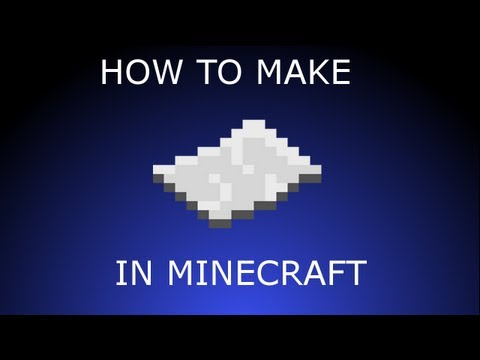 How to make Paper & Maps in Minecraft - Ready Steady CRAFT!
