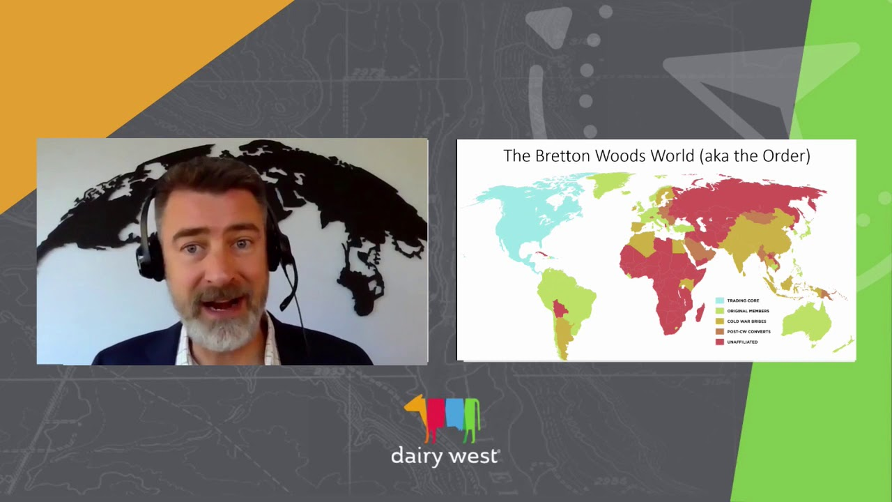 Agriculture After Globalization - Dairy West's Feeding Your Mind Virtual Learning Series