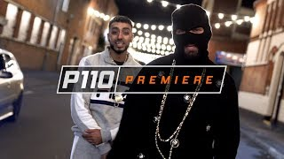 Riz 1ne x Pee Man - Brum Town [Music Video] | P110