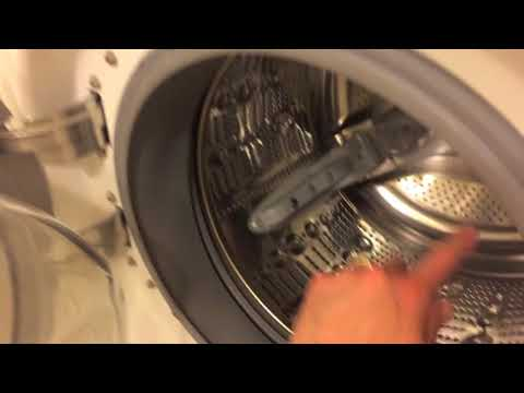 Washer leaving ORANGE stains on clothes - Steam/Rust Mixture
