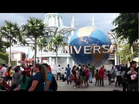 Universal Studios Singapore Ticket Booth