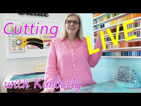Behind the Seams: Cutting Tutorial with Kimberly   Fat Quarter Shop