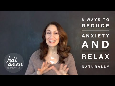 How I Reduce Anxiety and Relax Naturally