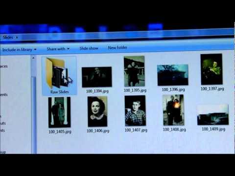 Slides to digital for free.wmv