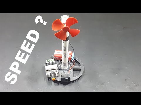 How To Make Speed Controlled Table Fan Easy Way