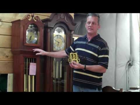 The Clock Specialist: Oiling your clock
