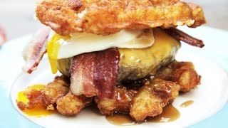 The All Day Breakfast Burger