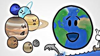 Where Did Earth