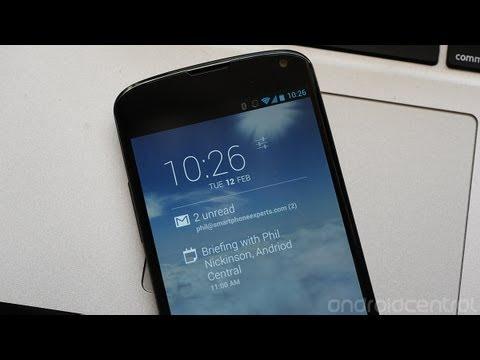 DashClock Widget for Android