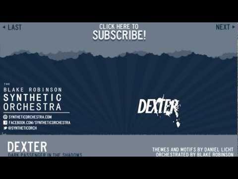 Dexter - Dark Passenger in the shadows