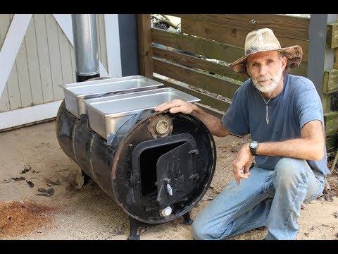 Building a Homemade Cane Syrup Evaporator