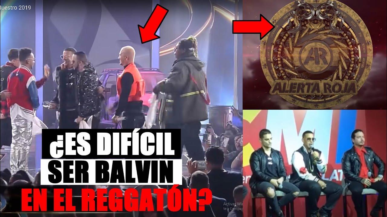 J BALVIN ¿NO FUE FACIL CONVERTIRSE EN ICONO DEL REGGAETÓN?  DOCUMENTAL