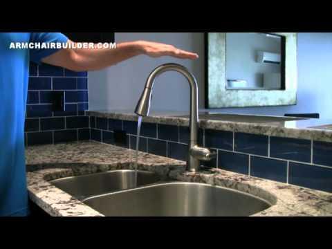 Moen MotionSense Faucet Review