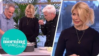 Holly And Phillip Get An Instant Mash Masterclass From Phil Vickery | This Morning