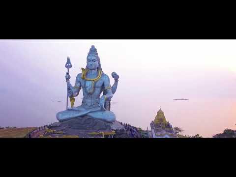 Second Tallest Shiva in the world Murudeshwar Temple