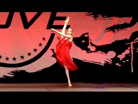 Clarissa May - Red (1st place)